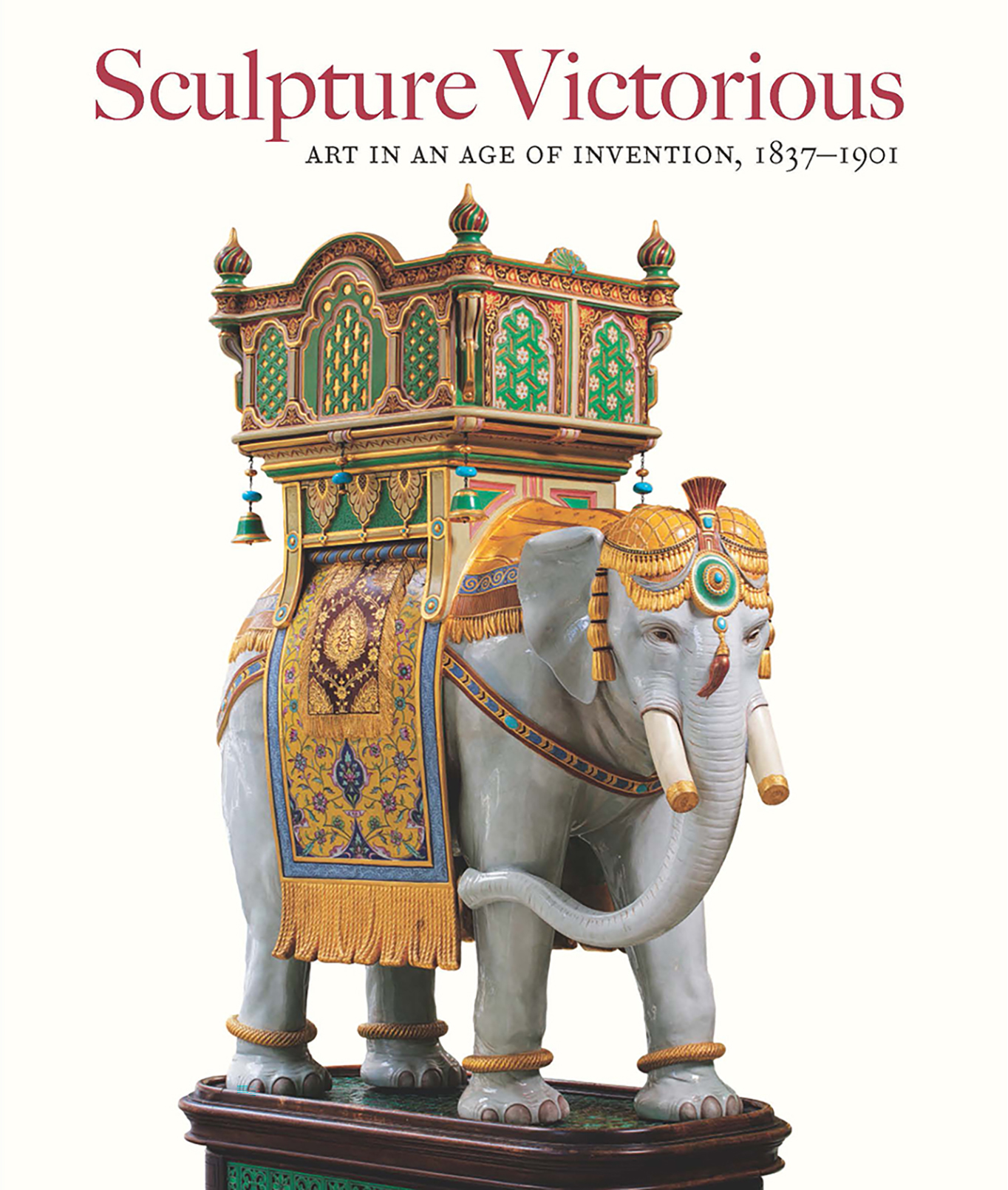 Cover, Sculpture Victorious: Art in an Age of Invention, 1837–1901