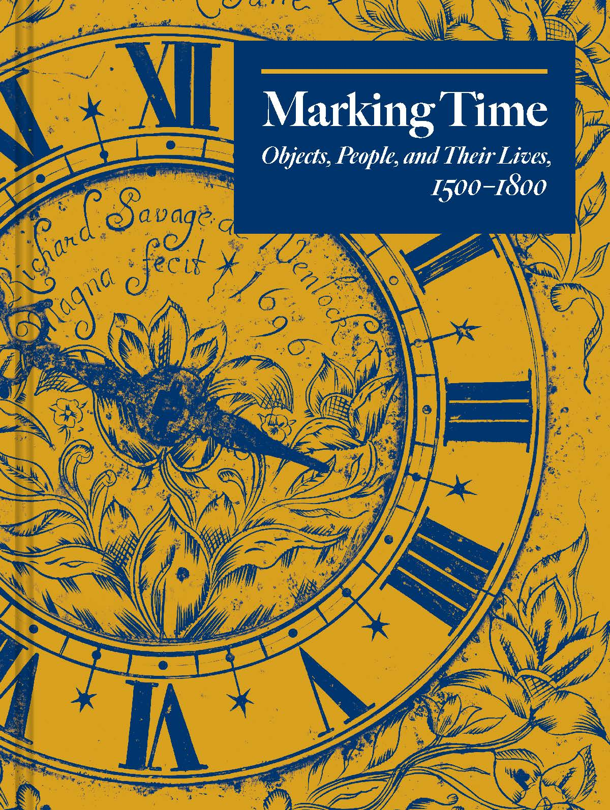 Cover, Cover, Marking Time: Objects, People, and Their Lives, 1500–1800