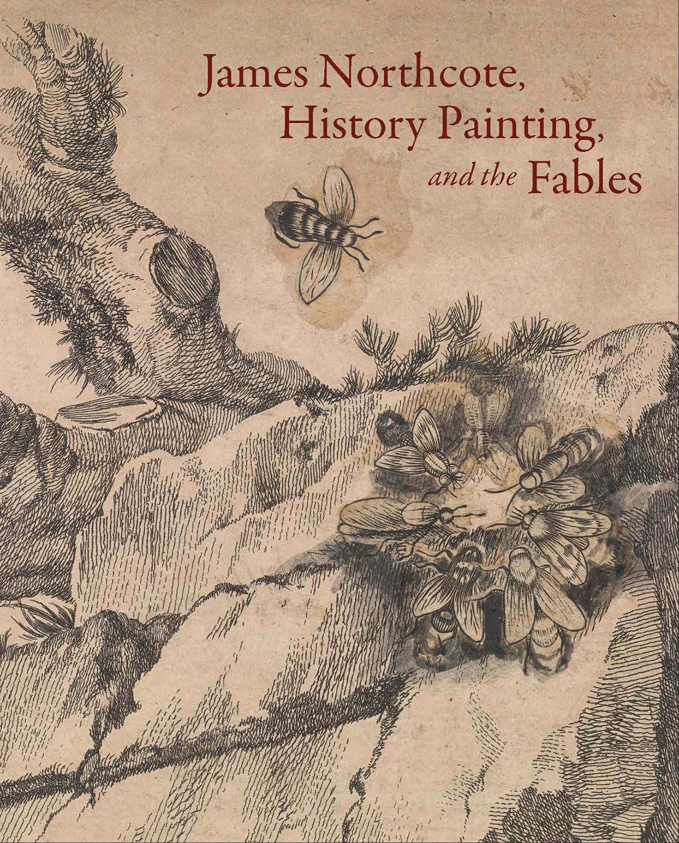 Cover, James Northcote, History Painting, and the Fables
