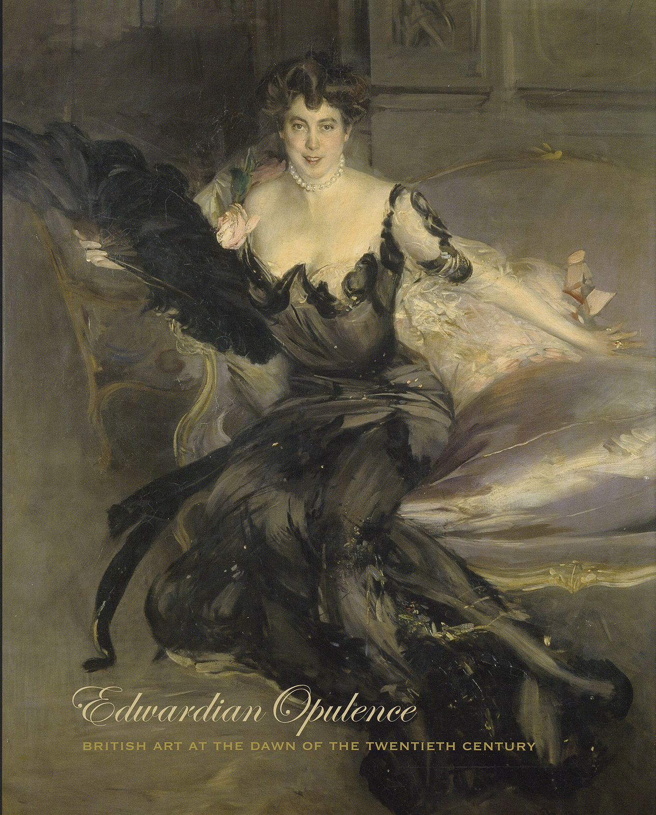 Cover, Edwardian Opulence: British Art at the Dawn of the Twentieth Century