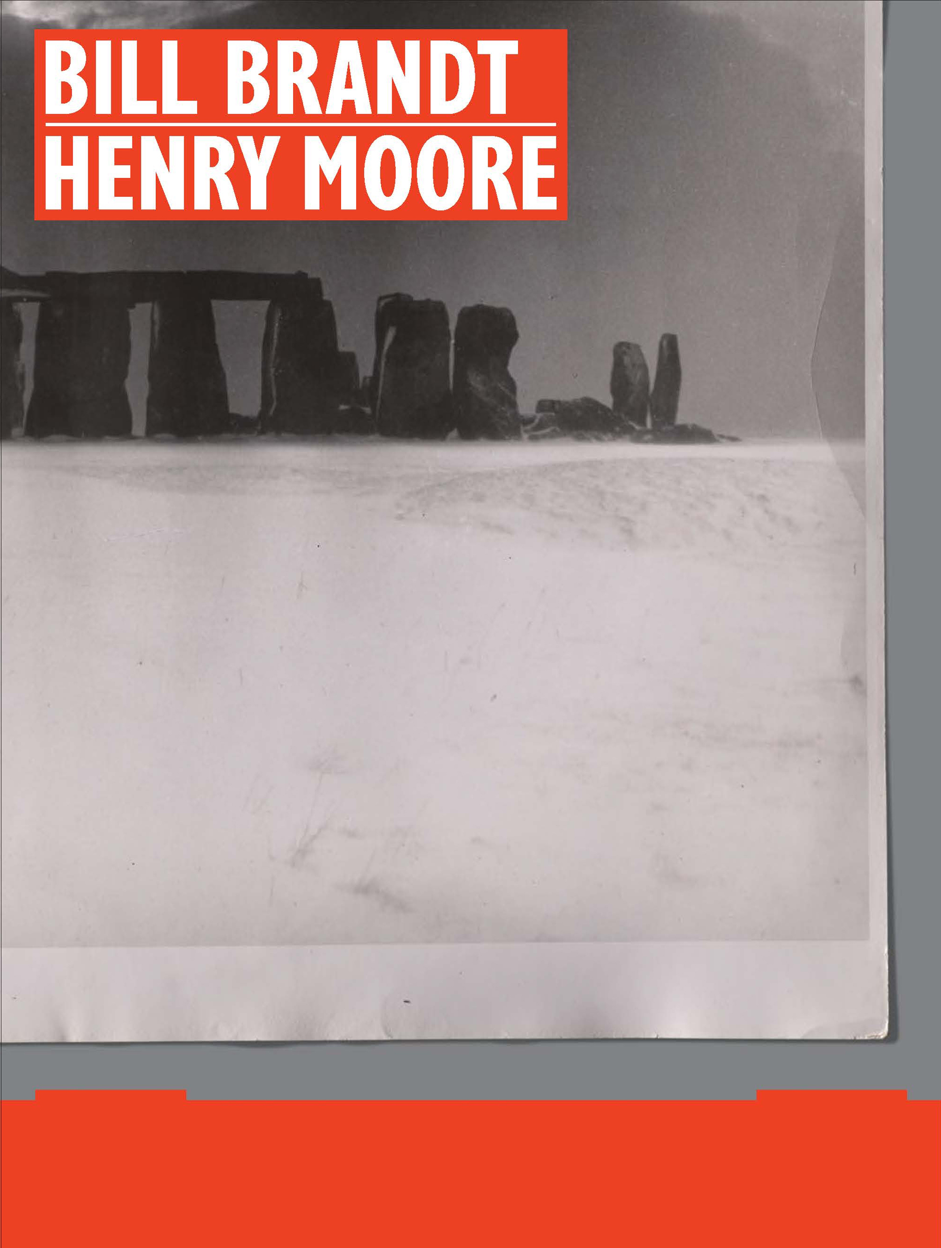Cover, Bill Brandt | Henry Moore