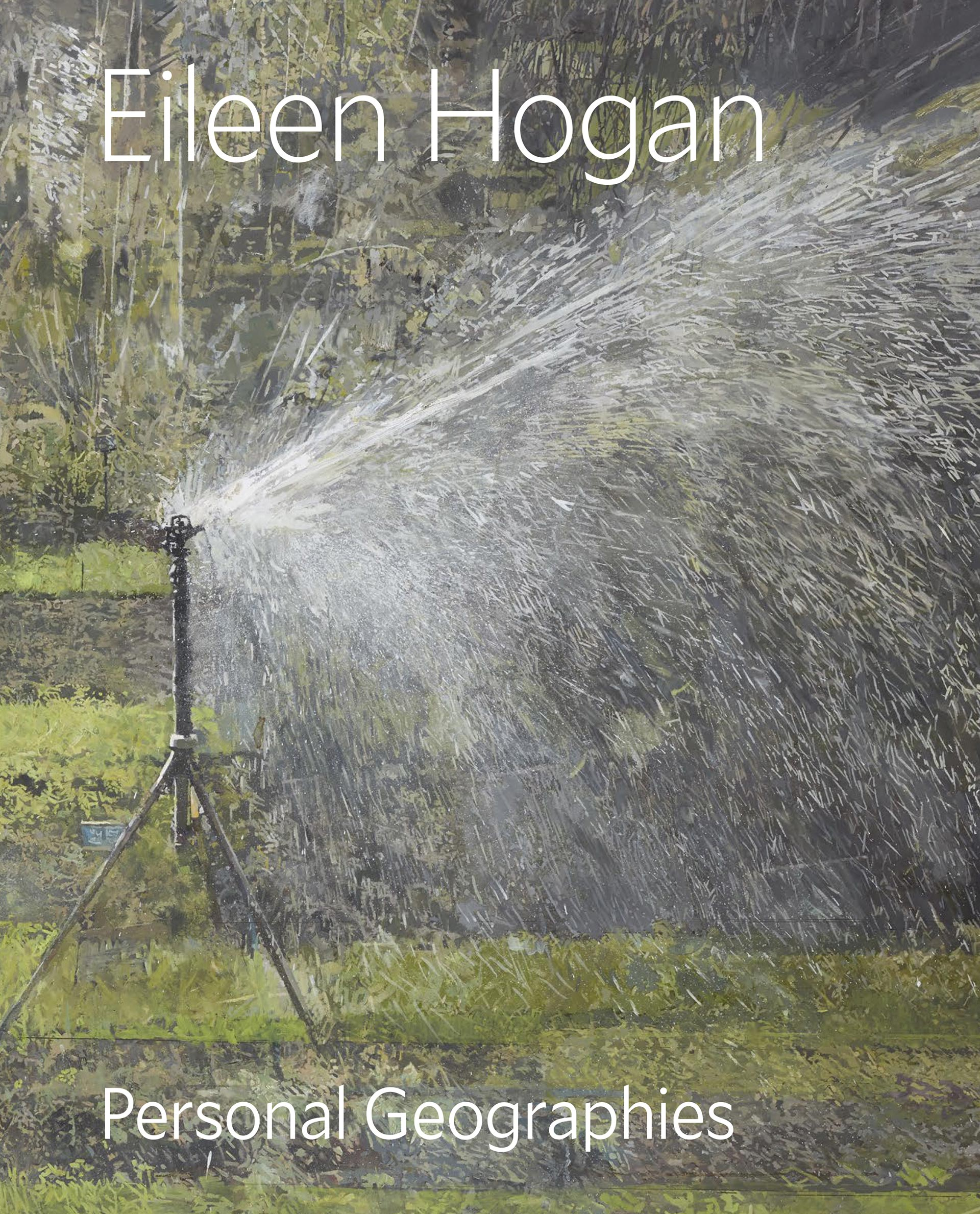 Cover, Eileen Hogan: Personal Geographies
