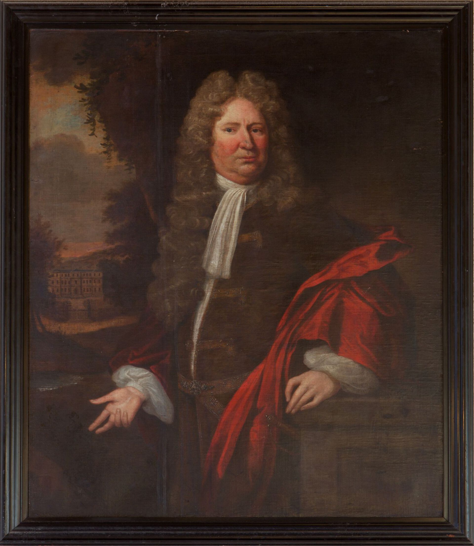 Possibly by Michael Dahl, Elihu Yale, British, 1649–1721, eighteenth century, oil on canvas, Gift of Joseph Verner Reed, BA 1926; and Joseph Verner Reed, Jr., BA 1959