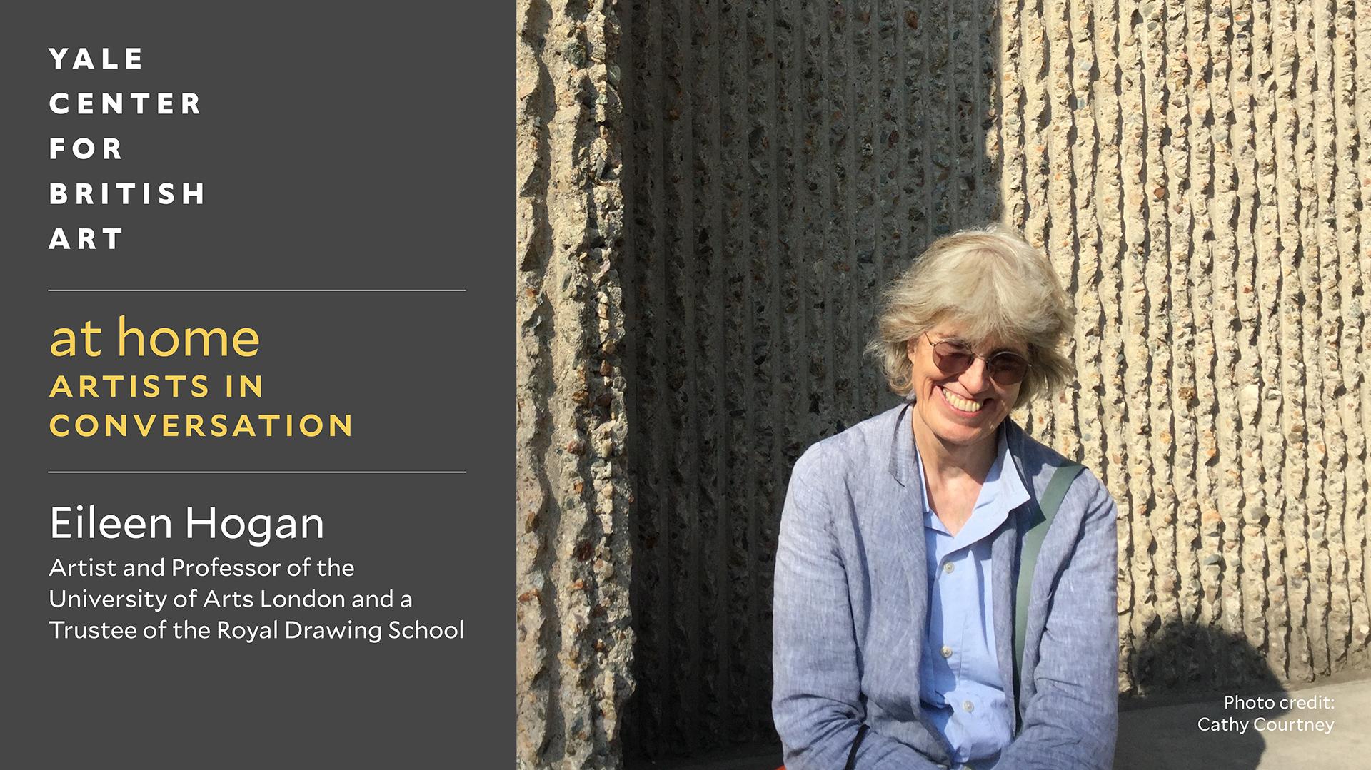 Eileen Hogan, photo by Cathy Courtney