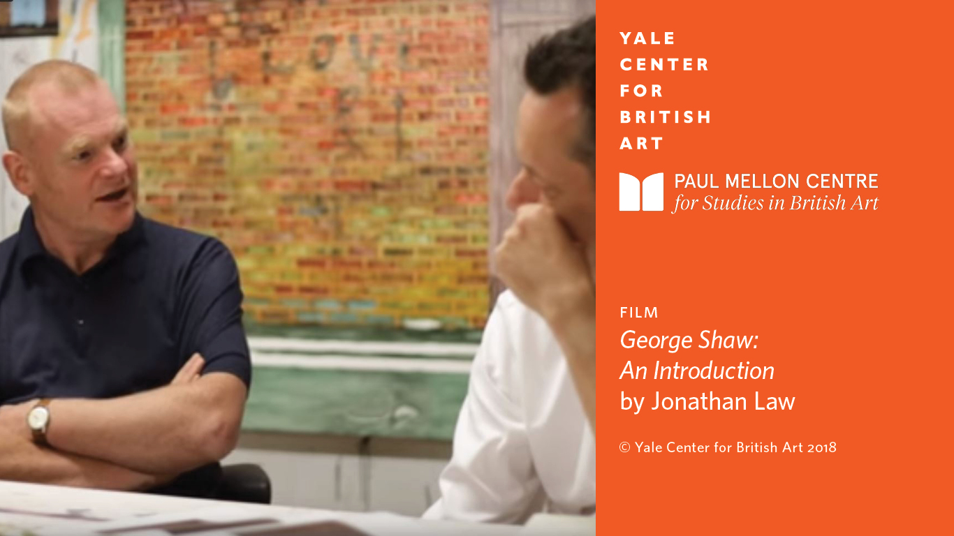 George Shaw: An Introduction, by Jonathan Law