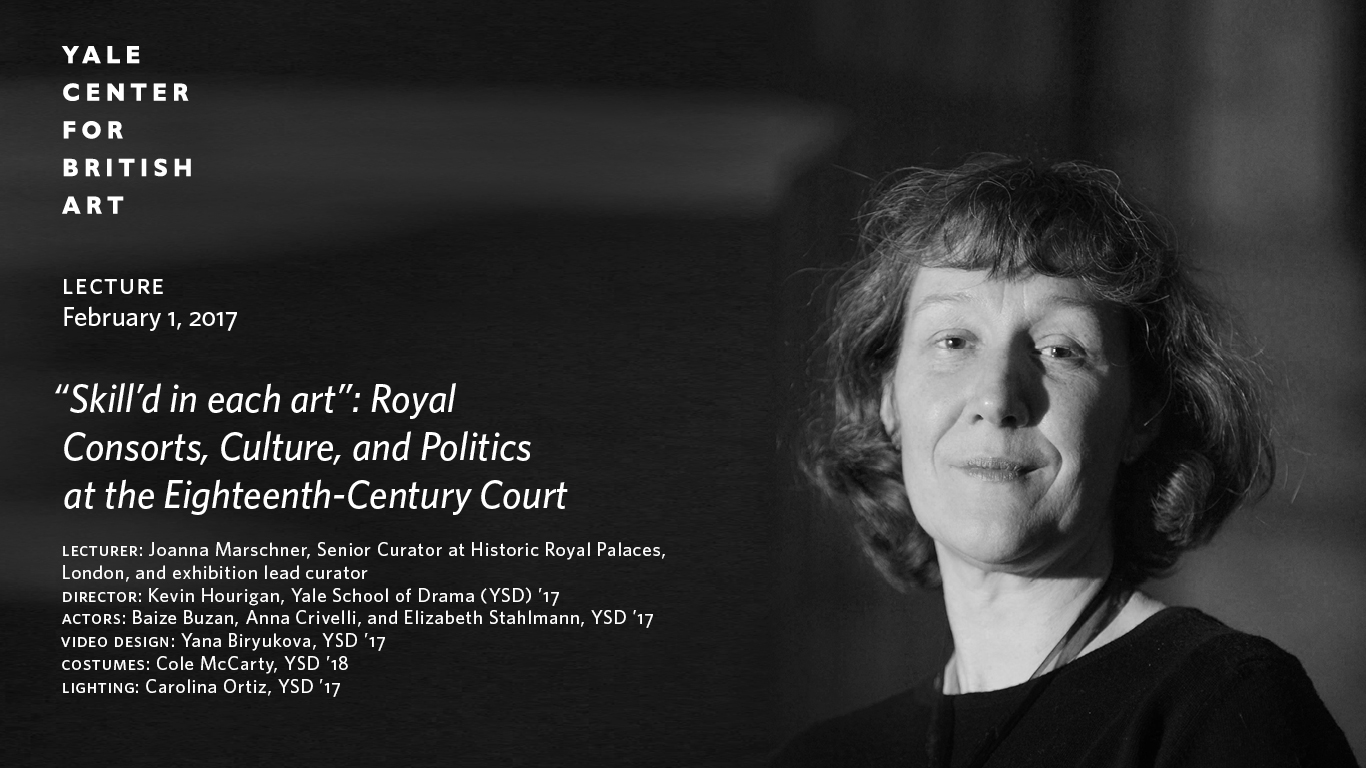 Joanna Marschner, Senior Curator at Historic Royal Palaces, London, and Enlightened Princesses: Caroline, Augusta, Charlotte, and the Shaping of the Modern World