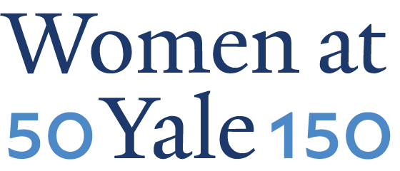 50 Women at Yale 150