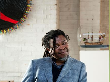 Andrew Carnduff Ritchie Lecture: A Conversation with Yinka Shonibare, October 25, 2016