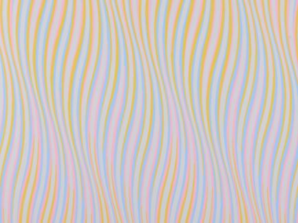 Bridget Riley, Untitled [Rose], 1978, screen print, Yale Center for British Art, Gift of John Russell, © Bridget Riley 2017. All rights reserved, courtesy Karsten Schubert, London