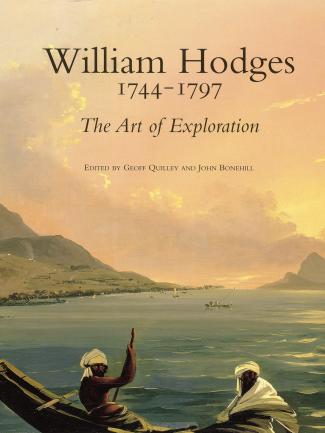 Cover, William Hodges, 1744–1797: The Art of Exploration