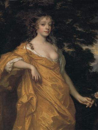 Cover, Painted Ladies: Women in the Court of Charles II