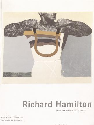 Cover, Richard Hamilton: Prints and Multiples, 1939-2002